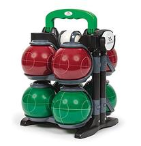 EastPoint Sports Tournament 110mm Resin Bocce Lawn Game with