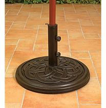 """Mission Gallery 18.75"""" Resin Umbrella Stand"""