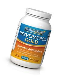 Resveratrol GOLD - w/ Grape seed, skin and Red Wine