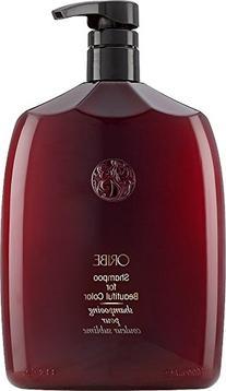 ORIBE Shampoo for Beautiful Color- Retail Liter, 33.8 fl. oz