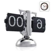 Xuuyuu  Retro Flip Down Clock - Internal Gear Operated