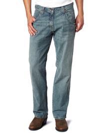 Wrangler Men's Retro Relaxed Fit Straight Leg Jean,Antique,