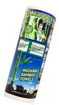 Bambooee - The Original Reuseable & Machine Washable Rayon