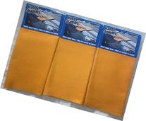 NEW Handy Shammy 3 PACK Reusable Super Absorbent Cleaning