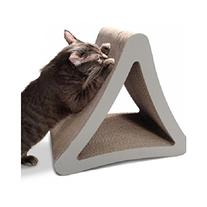 PetFusion Reversible Curve Scratcher  - Two Unique Designs