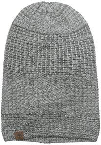 Timberland Men's Reversible Space Dye Slouchy Beanie,