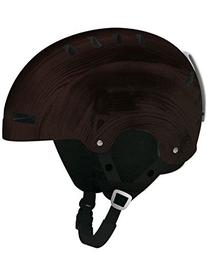 Lazer Revert DLX - Men's - dark brown wood, large