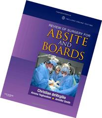 Review of Surgery for ABSITE and Boards, 1e
