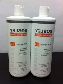 Bosley Revive Shampoo & Conditioner For Visibly Thinning