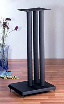 RF series Heavy Duty Speaker Stand in Black - Set of 2