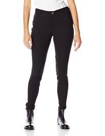 TuffRider Women's Ribb Lowrise Pull-On Breeches, Black, 30