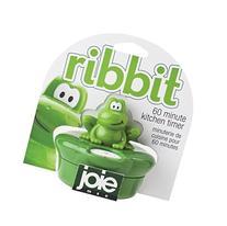 Ribbit 60 Minute Mechanical Kitchen / Egg Timer - Joie Frog