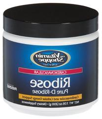 the Vitamin Shoppe Ribose 200 Powder Banana Creme