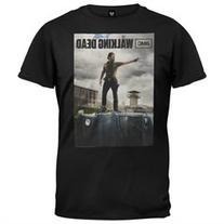 Walking Dead - Rick Poster T-Shirt