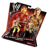 "Ricky ""The Dragon"" Steamboat vs. Chris Jericho Action Figure"