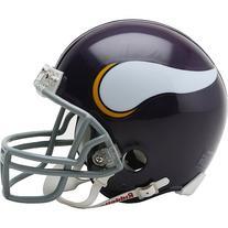 Riddell Minnesota Vikings Mini Replica Throwback Helmet -
