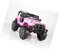 Limited Edition Ride on Jeep Toy for Kids, Boys and Girls