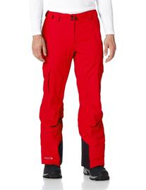 Columbia Men's Ridge 2 Run II Pant, Bright Red, Large/