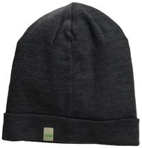 Minus33 Merino Wool Ridge Cuff Beanie, Charcoal, One Size