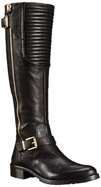 Women's Vince Camuto 'Jamina' Riding Boot, Size 10 M - Black