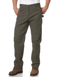 Riggs Workwear By  Men's Ripstop Carpenter Jean,Loden,46x34