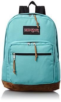 JanSport Right Pack Backpack - Bayside Blue / 18H x 13W x 8.