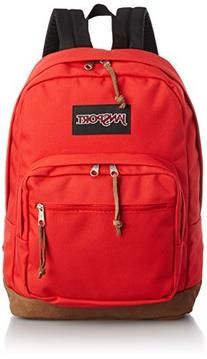 JanSport Right Pack Backpack High Risk Red One Size