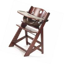 Keekaroo Height Right Highchair with Insert & Tray -