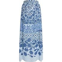 Monsoon Riley Print Maxi Skirt