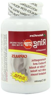 NaturalCare Ringstop, 180-Count