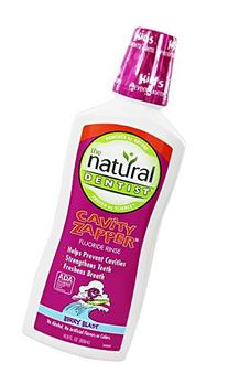 Natural Dentist  Rinses Cavity Zapper Fluoride Rinse for