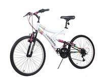 """Dynacraft Women's 24"""" 21 Speed Rip Curl Bike, 17""""/One Size,"""