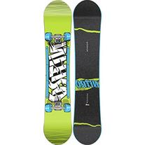 Nitro Ripper Youth Snowboard - Kids' One Color, 137cm