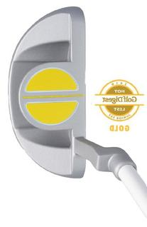 Paragon Rising Star Kids Junior Putter Ages 5-7 Yellow /