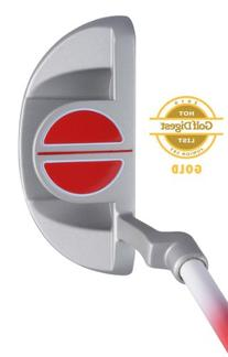 Paragon Rising Star Kids Junior Putter Ages 3-5 Red / Right-