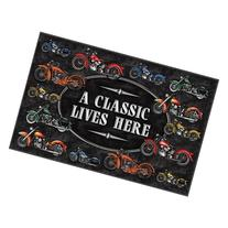 Rivers Edge Products A Classic Motorcycle Door Mat