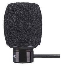 Shure RK183WS Black Snap-Fit Foam Windscreens for MX183