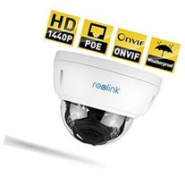 Reolink RLC 422 4 Megapixel 1440P 2560x1440 POE Security IP