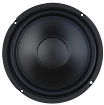 70W Rms 4 Ohm Rubber Surround Woofer Poly Cone 8 Inch Mcm