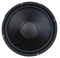100W Rms 4 Ohm Rubber Surround Woofer Poly Cone 10 Inch Mcm