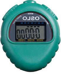 Oslo Robic M427 All Purpose Stopwatch, Green