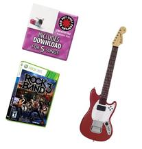 Mad Catz Rock  Band 3 PRO-Guitar Bundle ? Includes: Red Hot