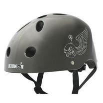 Roller Derby Boneshieldz Bomber Adult Helmet-Graphite
