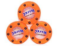 Mylec Official Roller Hockey Game Puck, Orange