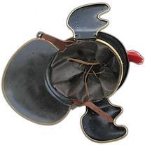 Roman Officer Centurion Historical Helmet Armor 18g Steel
