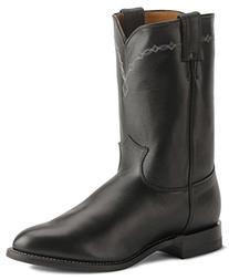 Justin Boots Men's U.S.A. Roper Boot,Bay Apache,8 E US