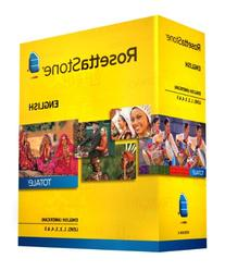 Learn English: Rosetta Stone English  - Level 1-5 Set
