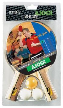 JOOLA ROSSKOPF  Recrational Racket Table Tennis Set