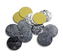 Round Metal Stickers  - 30 pack