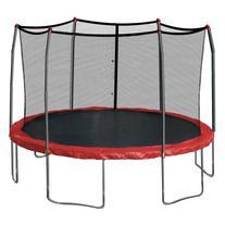 Skywalker Trampolines 15; Round Trampoline and Enclosure -